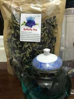 蝶豆花茶葉🍵