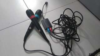 Singstar microphone for ps3