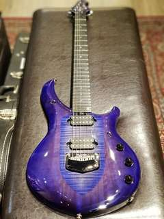 Musicman Majesty Monarchy Imperial Blue