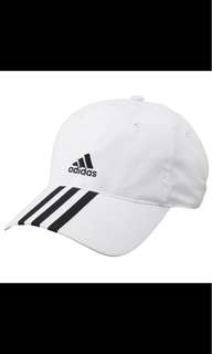 愛迪達白色帽子