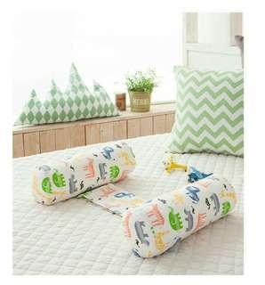 🐻韓國品牌👶PRIELLE《北歐森林》防側翻枕。防側睡枕。授乳枕。嬰兒枕。U型枕。彌月禮