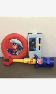 m玩具ㄧ組3入 新 小飛盤