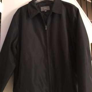 Men's Size 2xl black Apt 9 jacket