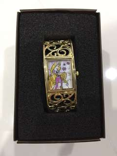 Disney Rapunzel Bangle Watch