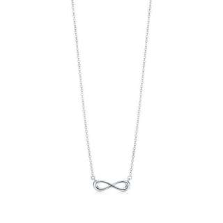 Tiffany & co 蝴蝶節項鍊