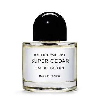 Byredo Super Cedar Unisex Perfume 100 ml EDP