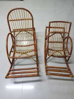 Rattan Chair for toddlers