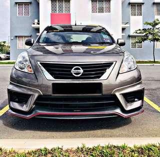 RAYA PROMO Nissan Almera Nismo 1.5 (A)