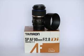 Raya Promo: Tamron AF 90mm F2.8 Di Macro 1:1 for Pentax K-Mount