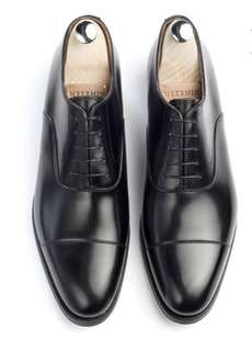 Brand New Meermin UK9 Goodyear Leather Shoes