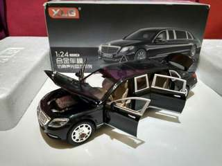 XLG Mercedes Benz Maybach S600