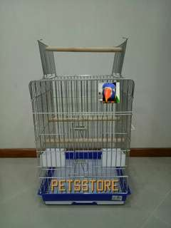 Large open-top cage