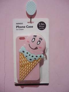Case Ice cream pinkish Minisoo