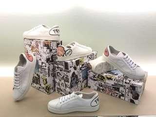 Prada Comic sneakers
