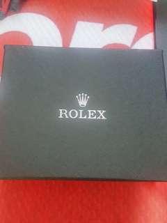 超限量版全新正品Rolex銀包