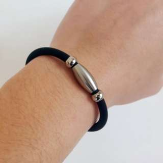 Rigs Mining Accessories - Unisex Bracelet for removing or clearing Body Static Electricity (20cm)