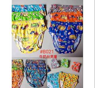 PANTY & BRIEF FOR KIDS 1 TO 8 yrs old