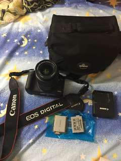 Canon 500D with lens kit!!! Excellent condition!!!