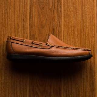 LOAFER IN TAN BY LIKHANG PINOY
