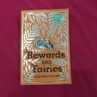 Rewards and Faries by Rudyard Kipling