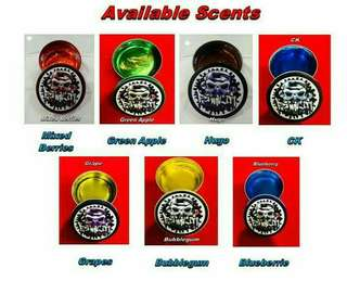 POMADE HAIR STYLING WAX