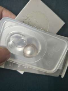 Contact lenses with sparkles