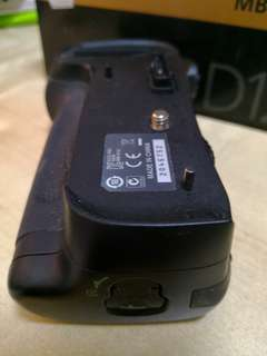 Nikon original battery grip MB-D12