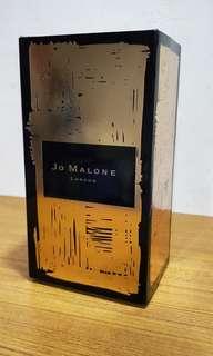 Jo Malone 黑燙金限量封套(附盒子)