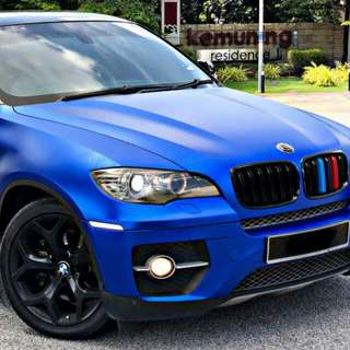 BMW X6 3.0 DIESEL TWIN TURBO 2008/2013