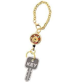 🚚 日本 迪士尼商店 小熊維尼 鑰匙圈 鑰匙包 吊飾