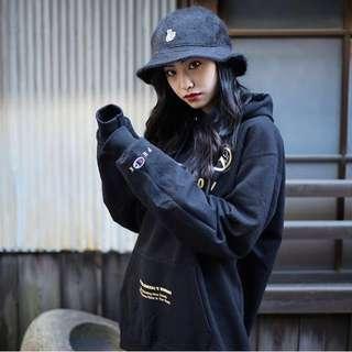 FR2 x champion hoodie