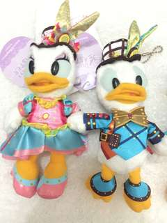 DISNEY DONALD DUCK DAISY DUCK ACCESSORIES