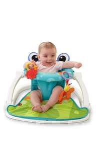 ~Ready Stocked~ Fisher Price Sit-Me-Up Floor Seat - Frog