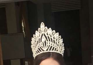 Beauty queen or Reyna Elena crown