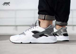 Nike Huarache Wolf/Grey