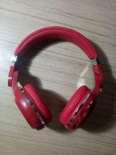 Headphone Bluedio Turbine T2 Bluetooth Headphone