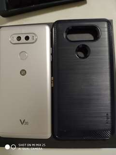 LG V20 export set (extra battery package)