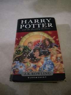 Harry potter:deadbly hallows