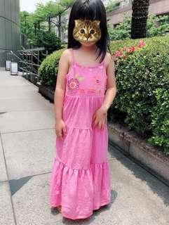 ❤°°全新°°❤ next女童剌繡長洋裝