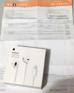 Apple EarPods Lightning Connector