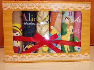 (Sold in another gp) Disney Towels Gift Set ♡ 迪士尼精美毛巾禮盒