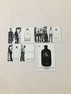 TransitLink Card - Calvin Klein (cK)