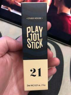 Etude House Play 101 Stick #21 Oil Balm