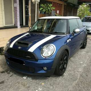 MINI COOPER S 1.6(M) TURBO 2008