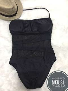 Swimwear swimsuit onepiece one piece with mesh