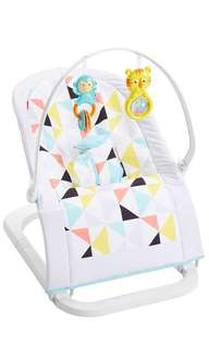 ~Ready Stocked~ Fisher-Price Fun and Fold Bouncer