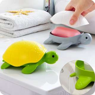 [ SOLD ] Turtle Soap Holder