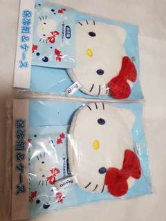 Hello Kitty Two Ice Pack with Pouch