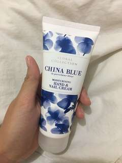 Marks & Spencer floral collection hand & nail cream