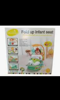 Bouncer Fold Up Infant Seat